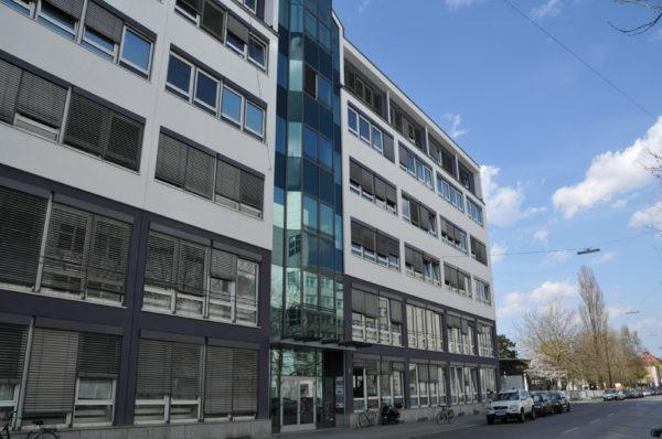Firmenbürogebäude in München