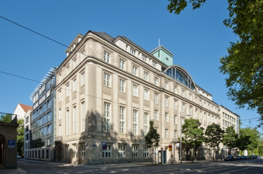 Firmenbürogebäude in Dresden