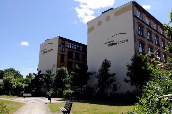 Firmenbürogebäude in Berlin