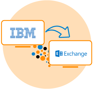 Migration zu Microsoft Exchange Icon