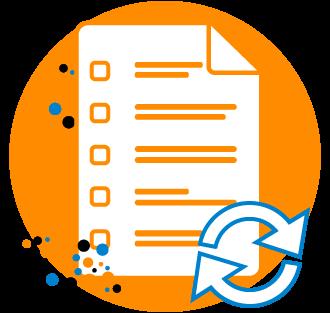 Formular- und Prozessmanager Icon