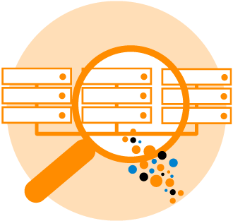 Infrastrukturanalyse Icon