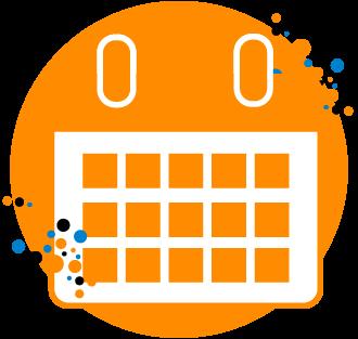Gruppenkalender Icon